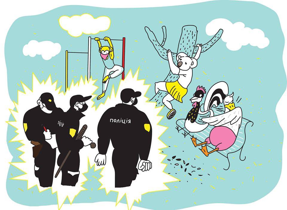 Лишь в 8 из почти 1400 случаев харьковские суды оштрафовали нарушителей карантина