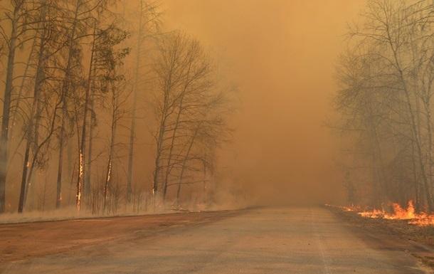 85 га природных экосистем уничтожены огнем на Харьковщине за двое суток