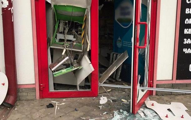 Для платежных аппаратов Харькова выдалось недоброе время суток