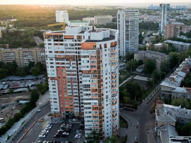 Особо элитная недвижимость Харькова годами висит на сайтах объявлений