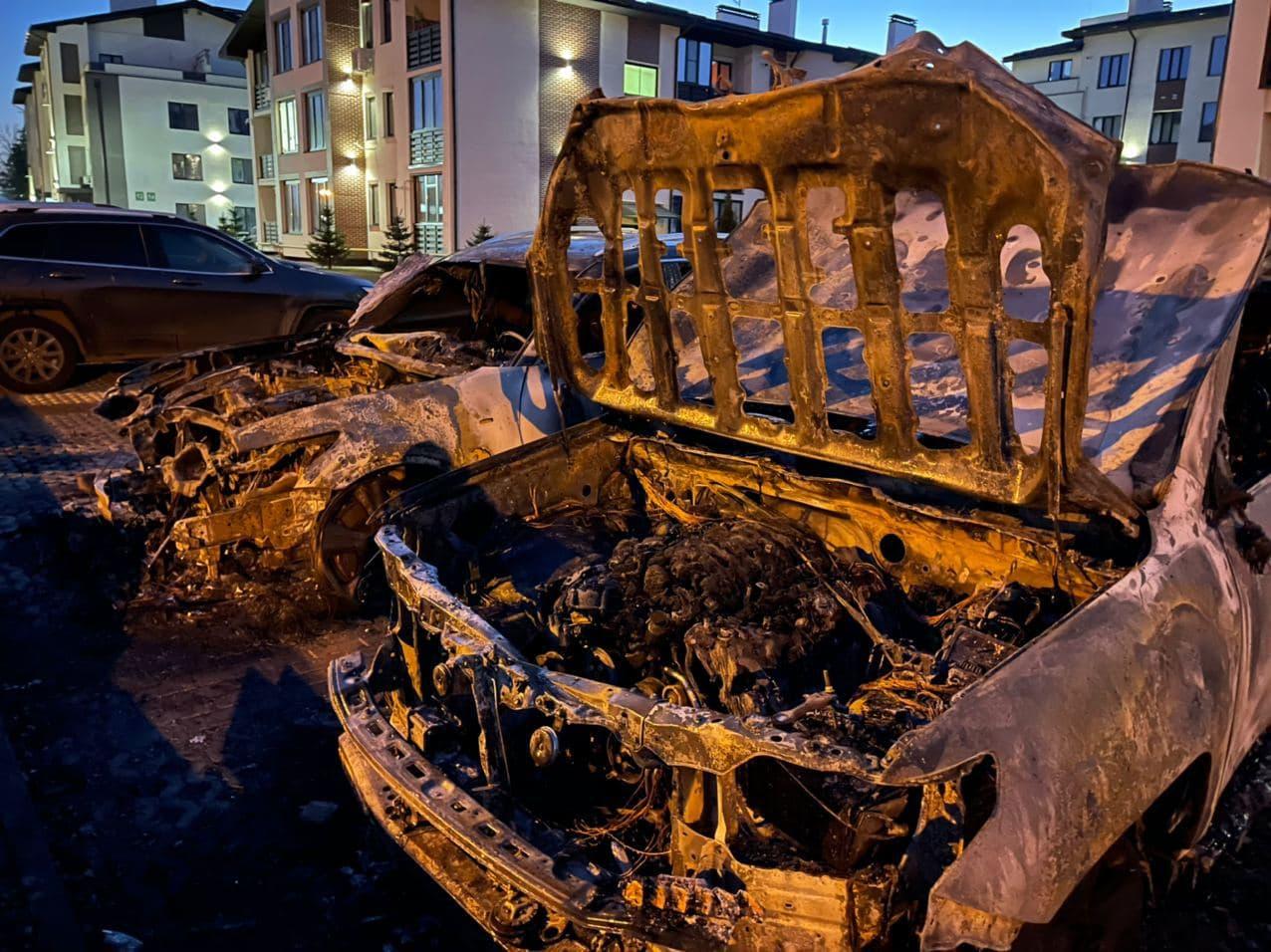 С декабрьскими морозами в Харьков вернулись огненные ночи