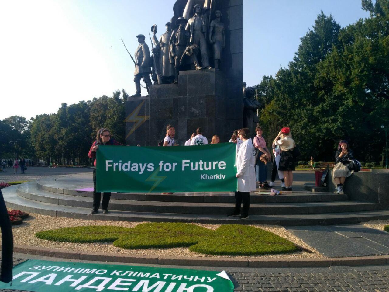Харьковский экоактивист госпитализирован с побоями после субботней акции в Киеве