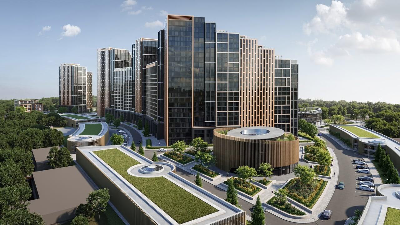 Прямо в зоне отдыха на Алексеевке планируется новый жилой комплекс