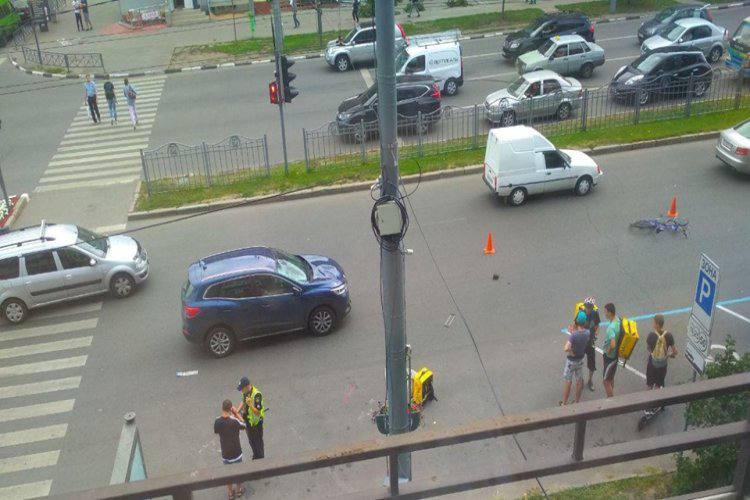 Неожиданный поворот в деле о смерти харьковского курьера Glovo