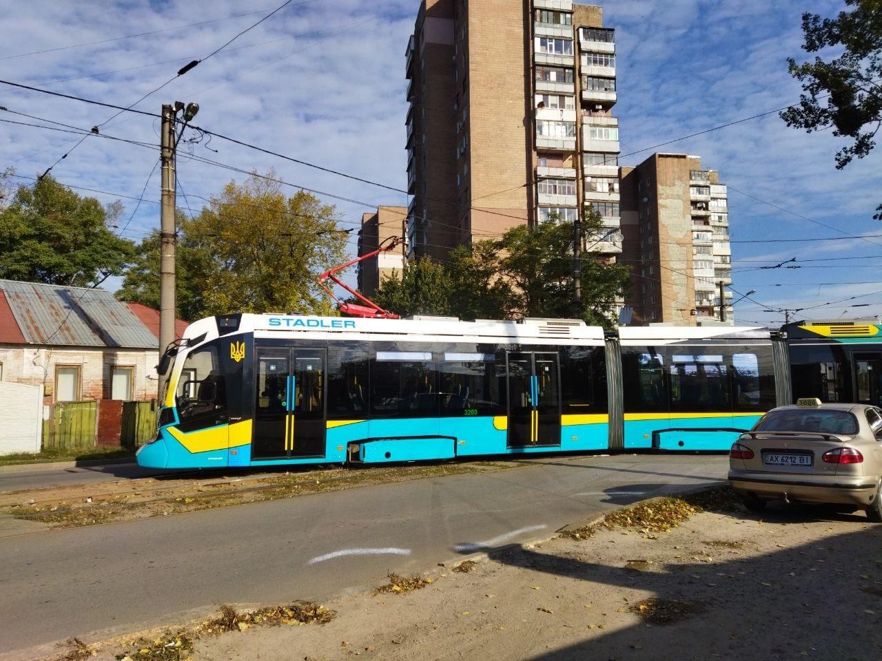 Швейцарский дрифт. Начнут ли производство трамваев Stadler в Харькове